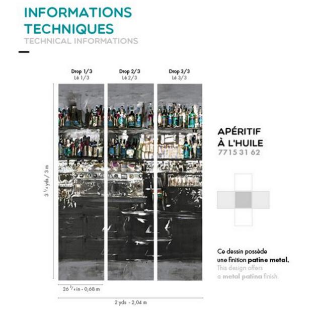 Informations techniques - apéritif à lhuile