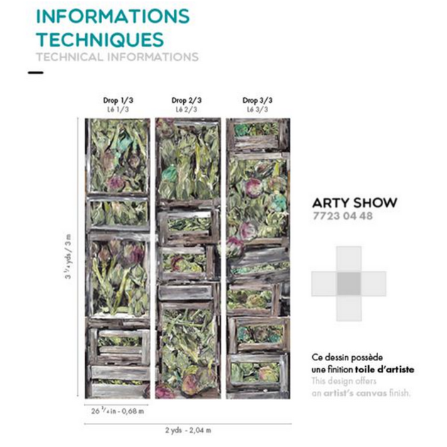 Informations techniques - arty show
