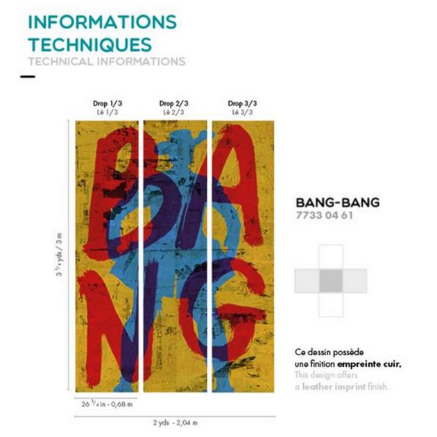 Informations techniques - bang bang