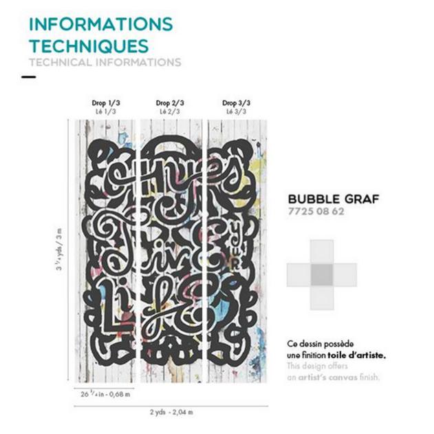 Informations techniques - bubble graf