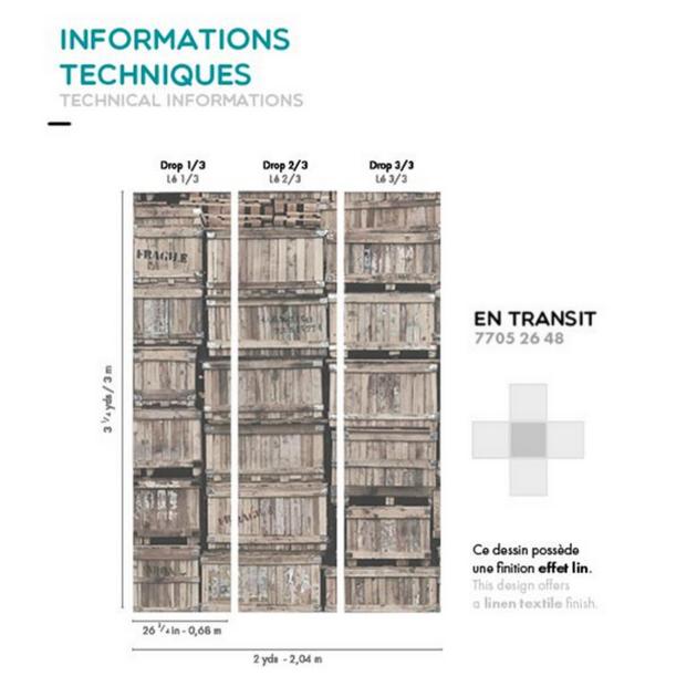 Informations techniques - en transit