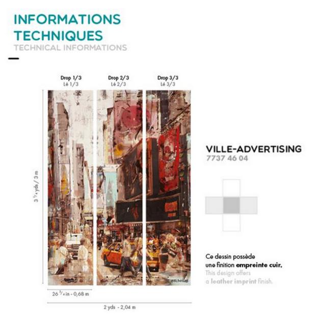 Informations techniques - ville advetising