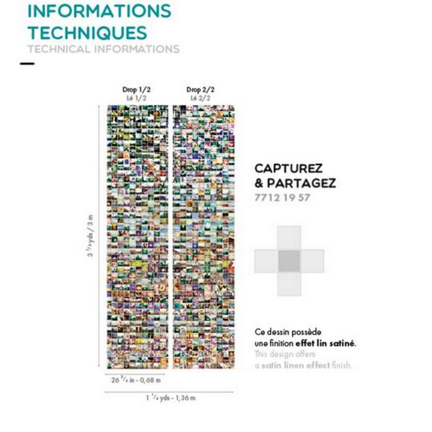 Informations techniques - capturez et partagez