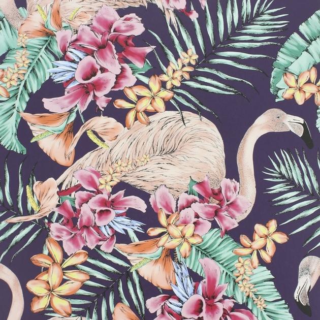 Matthew-Williamson-Cubana-Flamingo-Club-W6800-06-papier-peint