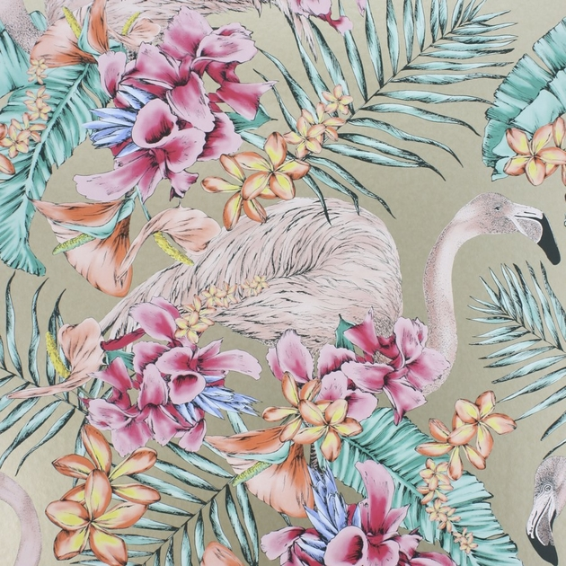Matthew-Williamson-Cubana-Flamingo-Club-W6800-07-papier-peint