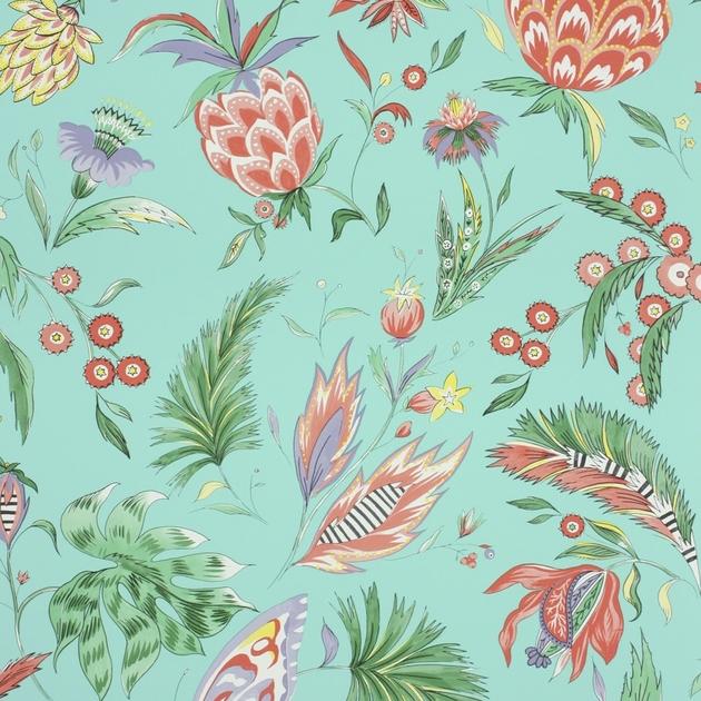 Matthew-Williamson-Cubana-papier-peint-fleurs-Wallpapers-Habanera-W6803-05