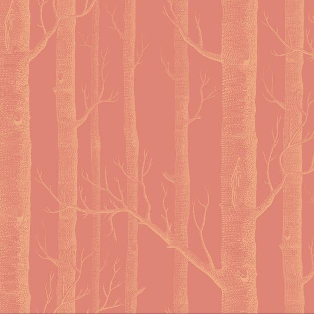 papier-peint-woods-arbre-cole-and-son-corail