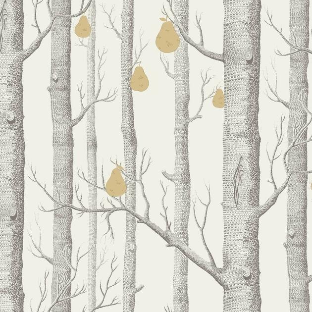 papier-peint-cole-son-arbre-foret-woods-pears-creme