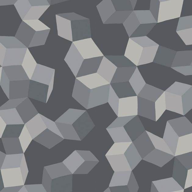gris foncé-cole-and-son-puzzle-l-105-2011- detail