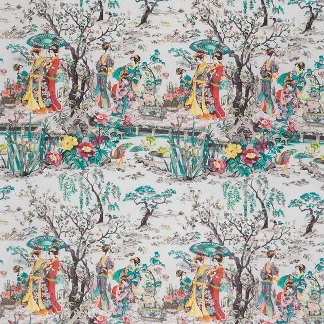 tissu-japanese-garden-osborne-and-little-F701502
