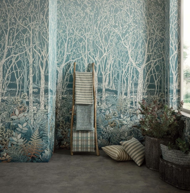 papier-peint-arbre-foret-mansfield-park-sylvania-w7457