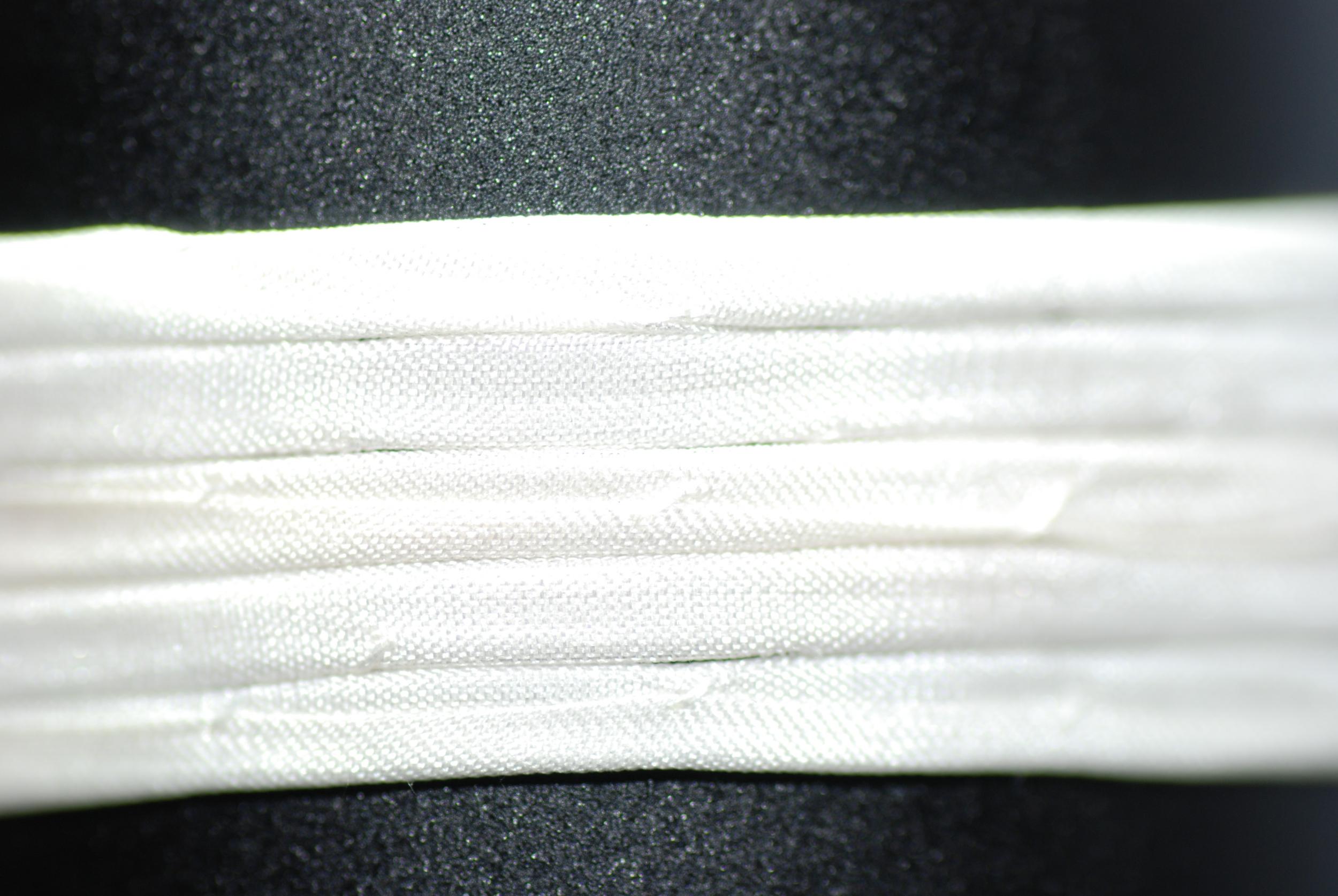 Cordon de soie Ibiza couleur Crème