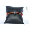 Bracelet Marrakech rouille avec une perle de tahiti (5)