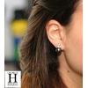 Boucles doreilles diamants et perles de tahiti (6)