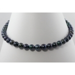 collier 45 perles 8-10mm r-sr 5600€ mpd-1879c 0