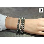 Bracelet Princesse perles de tahiti