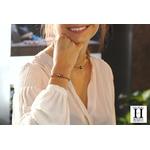 Bracelet Marrakech naturel avec une perle de tahiti (7)
