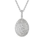 2.3 Fabergé Emotion Diamond Pendant