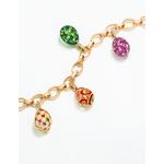 Fabergé Egg Charm Bracelet 2014