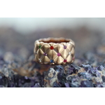 Faberge Treillage Multi-Coloured Ring_00