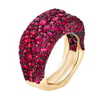 4.2 Fabergé Emotion Ruby Thin Ring
