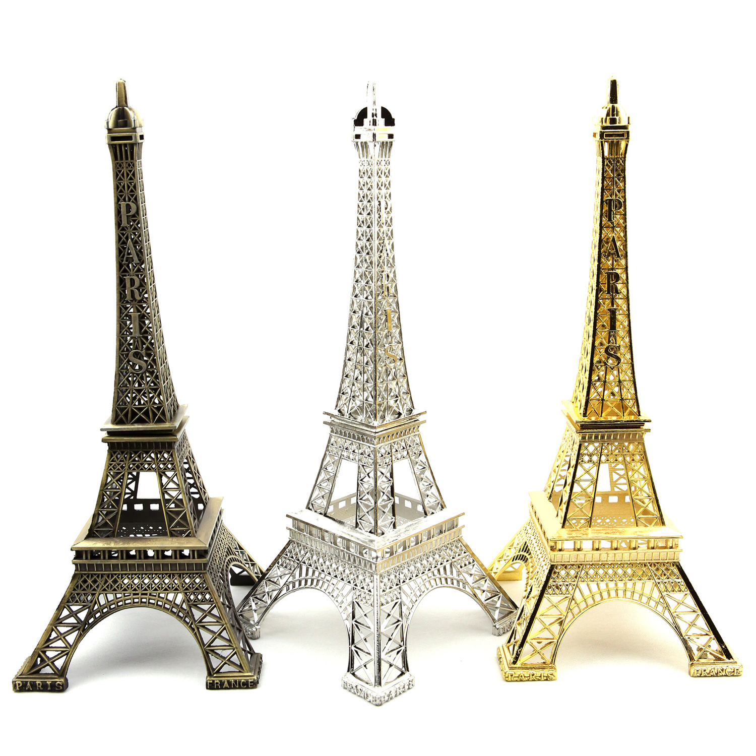 tour eiffel souvenir de paris 30 cm te30 souvenir de. Black Bedroom Furniture Sets. Home Design Ideas