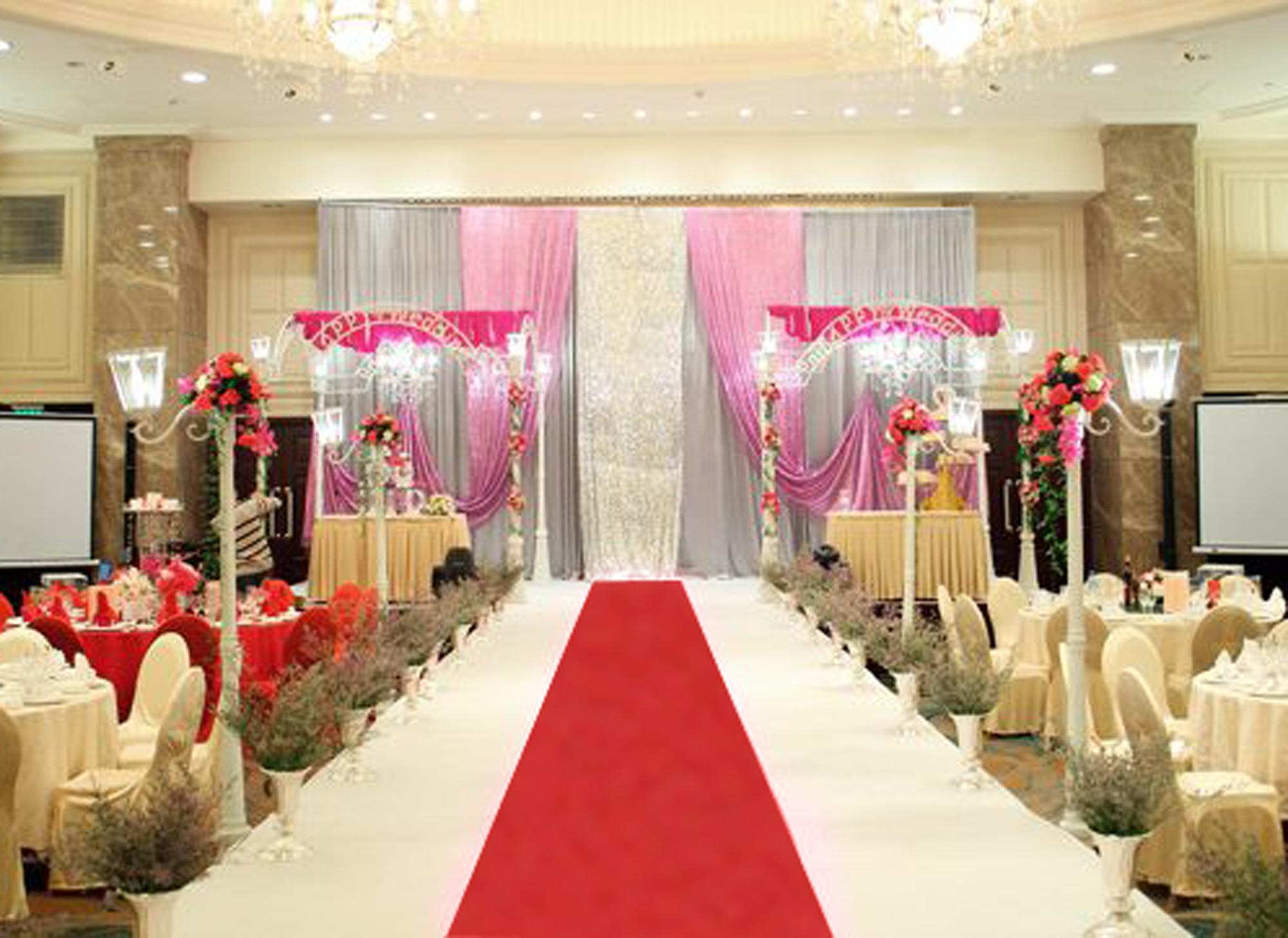Tapis de cérémonie mariage 24 m MTP1