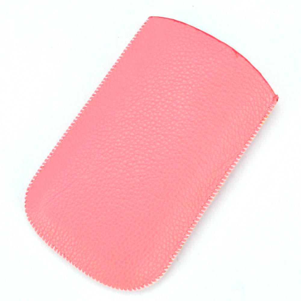 Housse pochette étui cuir pour Apple iPhone 5 5S HP5 Rose