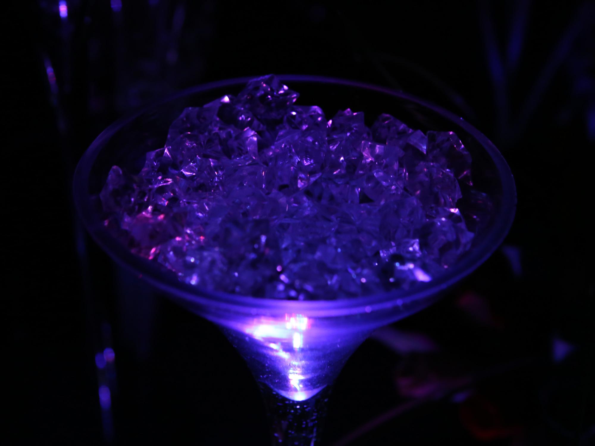24 bougies LED scintillante mariage BGL1