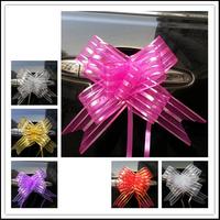 10 nœuds papillon automatiques pour décoration voiture mariage DNM2
