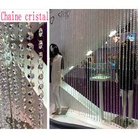 Chaîne Crystal guirlande décoration mariage MDC1