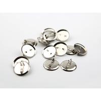 Support de broche épingle badge création bijoux X 50