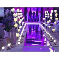 Tapis miroir nouveauté mariage cérémonie 1 m x 50 m MTP2