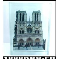 Lot De 2 Notre Dame Collection Souvenir De Paris S6