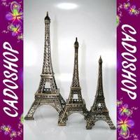 Lot de 3 Tour Eiffel collection souvenir de paris TE23-39