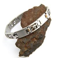 Bracelet acier homme signe du zodiaque Balance BRSZ2 7