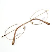 Monture de lunettes de vue cerclée LA3032 Doré