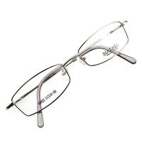 Monture de lunettes de vue flex cerclée LA3002 Argenté