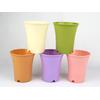 Lot 50 pots à fleurs résine thermoformé pour brins de muguets DMP4