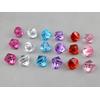 Paquet de 100 pampille faux diamant décoration mariage MDP2