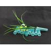 Paquet de 100 éprouvettes tube à essai plastique pour brins de muguets DMT1