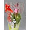 Nœuds papillon ruban pour emballage muguet cadeau DNP3