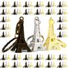 Lot 300 Portes clés Tour Eiffel cadeau souvenir de Paris 3 couleurs mélangés TE3CL300