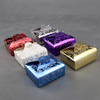 Lot boîtes à dragées orientaux pour faire part mariage baptême motif floral BTP1