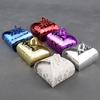 Lot boîtes à dragées orientaux pour faire part mariage baptême motif floral BTP2
