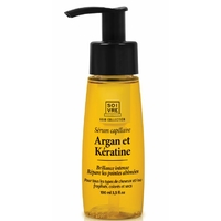 Sérum capillaire ARGAN & KERATINE 100 ml - Collection ARGAN & KERATINE