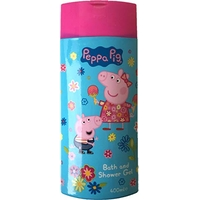 Gel douche et bain en tube - Peppa Pig - 400 ml