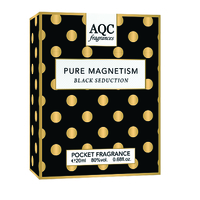 Parfum de poche 20 ml - Collection Pure magnetism - Black Seduction