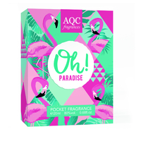 Parfum de poche 20 ml - Collection Oh! - Paradise