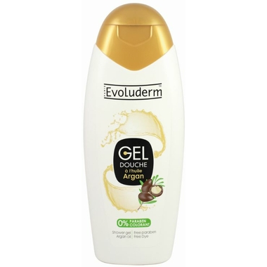 gel douche argan